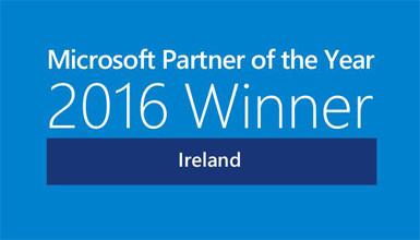 Microsoft Country Partner for the Year 2016