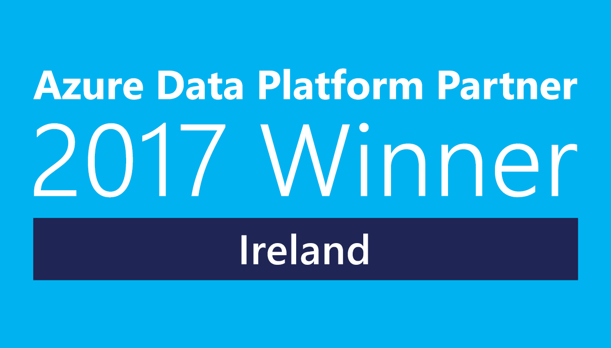 Microsoft Azure Data Platform Partner of the Year 2017