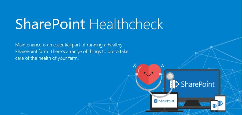 SharePoint Health Check